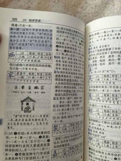 学生新华全功能字典(精编大字本) 晒单图