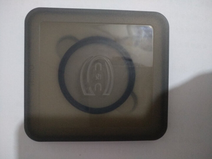 C&Cuv镜滤镜 EX UV 72mm 超薄UV滤镜 单反相机保护镜片 晒单图