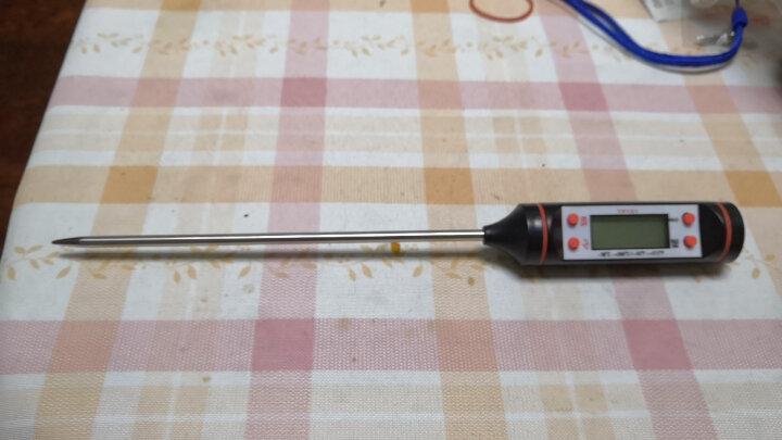 千团精工 不锈钢笔式温度计 不锈钢探头 食品温度计 晒单图
