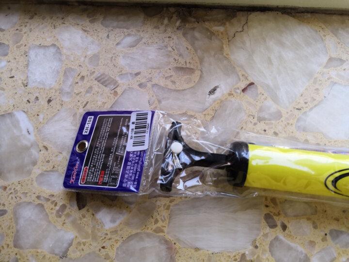 星火打气筒便携多功能家用(自行车摩托车篮足球充气床泳圈)带气针气嘴压力表铝合金 晒单图