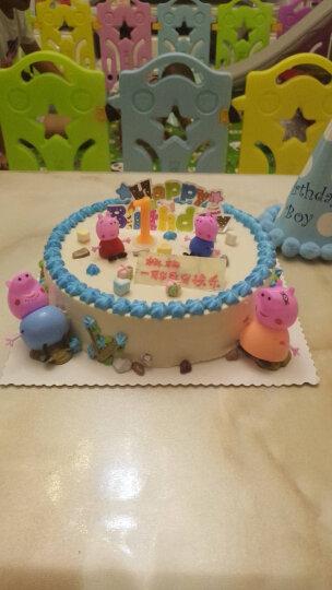 新鲜水果奶油生日蛋糕 订做乳脂动动物奶油网红创意当日送达儿童双层千层祝寿 祝寿无糖蛋糕(三层) 12英寸(适合10-12人食用) 晒单图