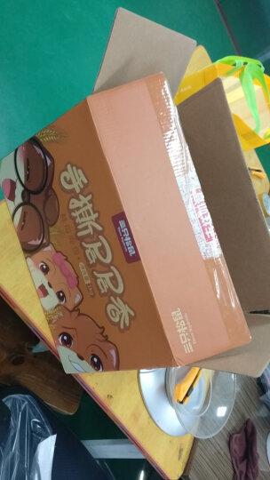 三只松鼠手撕面包1000g整箱装饼干蛋糕零食大礼包酵母面包早餐口袋软面包礼盒 晒单图