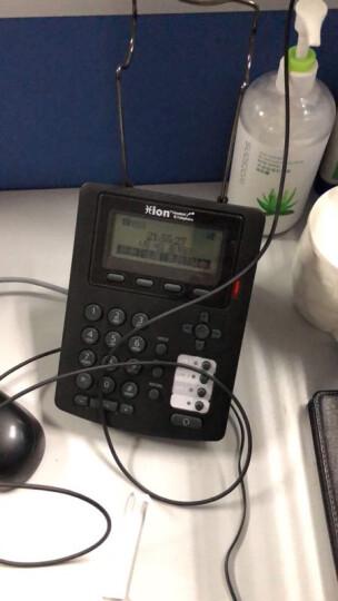 北恩(HION)S320P IP电话耳机电话机商务话务耳麦呼叫中心话务员客服电话办公固定有绳电话机座机 晒单图