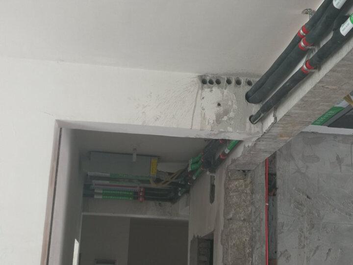 志高(CHIGO)GCHV系列风管机一拖一 家用商用中央空调冷暖定频中央空调 1.5匹单冷220V适用17-23平方米 晒单图