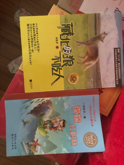 藏北的狼不吃人 晒单图