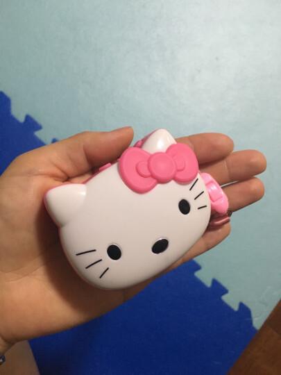 唯米 故事机可充电下载 早教机宝宝婴儿幼儿MP3智能音乐播放器儿童玩具 粉色8G内存+读卡器保护袋 晒单图