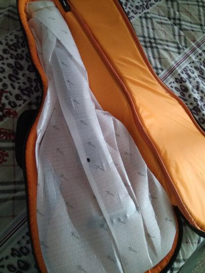 卢森(Rosen) 卢森单板尤克里里23寸Ukulele儿童乌克丽丽小吉他 K2-23寸经典款【单板】 晒单图