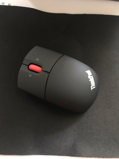 ThinkPad 【包邮】联想原装无线鼠标 笔记本台式机一体机家用办公通用鼠标 晒单图