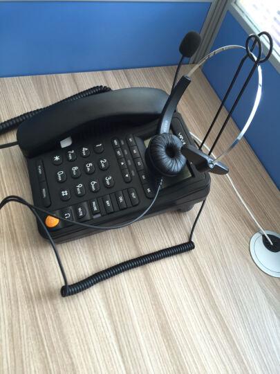亚尔亚(YEY)VE-320 呼叫中心话务员 专用耳机电话 晒单图