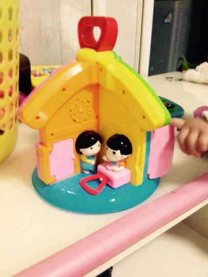 澳贝(AUBY) 益智玩具 好习惯学习屋 婴幼儿童早教启智多场景过家家 1-3岁 463487DS 晒单图