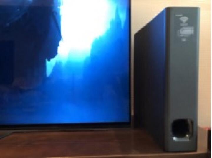 索尼(SONY)HT-MT300 迷你回音壁 支持沙发模式 NFC无线蓝牙 电视音响 家庭影院 Minibar 晒单图