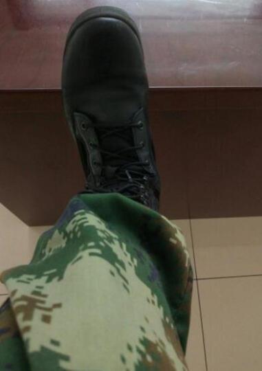 正品超轻新式07a轻盈16作战靴陆战靴军迷靴男特战靴战术靴户外作训靴07作战靴登山鞋军迷鞋 【超轻】新款16作战靴 46=280 晒单图