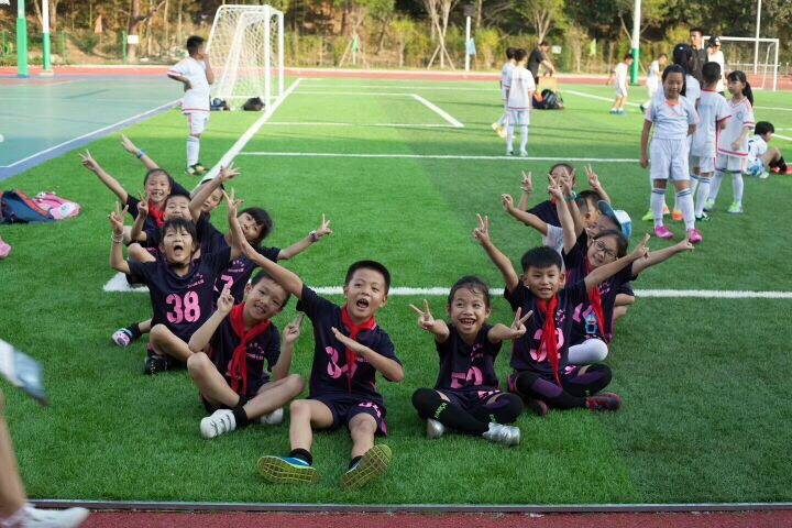 fortlex足球服套装男光板足球衣队服儿童男童足球训练比赛服成人团购定制小学生夏季 18-19马J青绿 28码推荐:(155-160cm) 晒单图