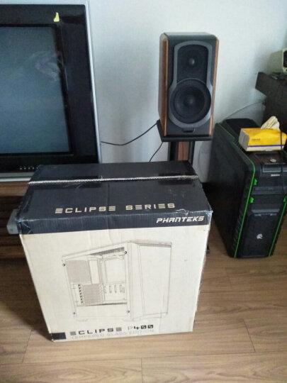 追风者(PHANTEKS) 416PSTG钢化玻璃RGB静音豪华版 黑红 主动静音电脑机箱(2把RGB风扇/调速器/静音棉) 晒单图