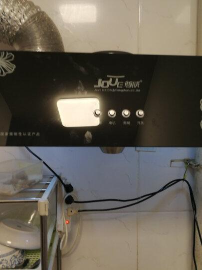 尊威(JOUE)特价家用超薄油烟机 中式吸抽油烟机 A013 升级国标版A004能体感+自清洗 包安装 晒单图