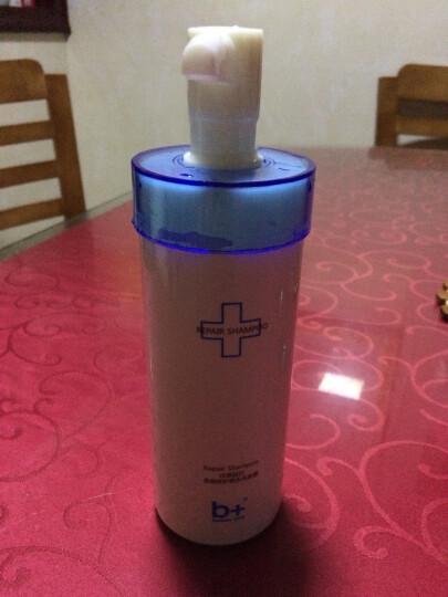 B+(besuty plus) b+发天使软黄金救护系列 发膜护发素洗发露洗发水烫染修护 锁水修护丝滑洗护组合 晒单图