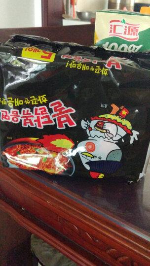 韩国三养(SAMYANG)方便面 火鸡面 超辣鸡肉味拌面 700g(140g*5包入) 晒单图