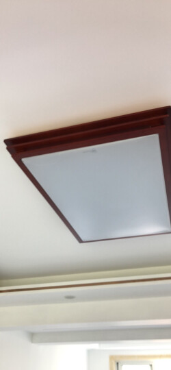 飞利浦(PHILIPS)遥控浴霸 集成吊顶铝扣板模块PTC风暖照明吹风换气三合一多功能洁熙 遥控风暖+换气+照明-30*60cm 晒单图