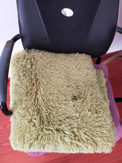爱迪沃 欧式地毯卧室客厅茶几办公地毯现代简约榻榻米地毯床边毯 草绿色 0.8*1.6米 晒单图
