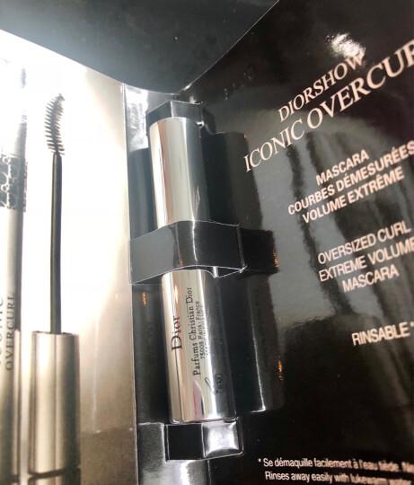 迪奥(Dior) 设计师3D浓密卷翘纤长睫毛膏4g 黑色090# 晒单图