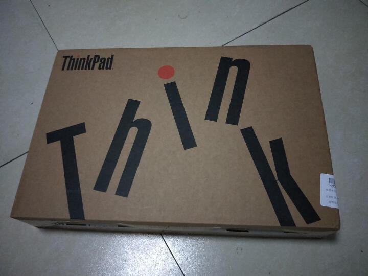 联想ThinkPad 翼480(12CD)英特尔酷睿i7 14英寸轻薄窄边框笔记本电脑(i7-8550U 16G 256GSSD+1T FHD)冰原银 晒单图
