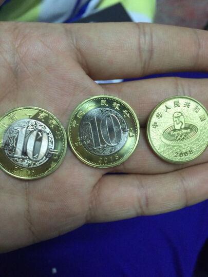 奥运会流通纪念币.2008年北京奥运流通纪念币全套8枚1,2,3组 上海新秀场--- 2008奥运1组纪念举重 游泳 晒单图