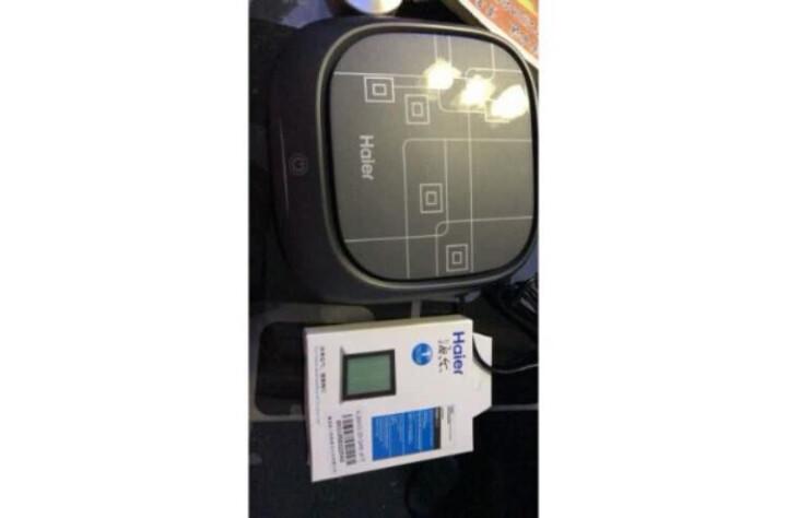 海尔(Haier)汽车载空气净化器Q4S车内除甲醛烟异味雾霾PM2.5车用负离子香薰除味器 Q4S净化器 送(精油+USB线+礼包) 晒单图