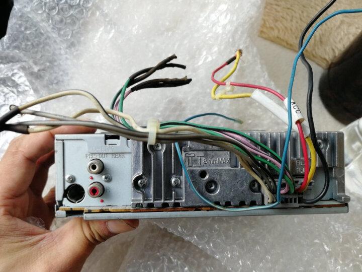 守卫龙7英寸大屏车载蓝牙MP5汽车插卡机车载MP3播放器蓝牙电话音乐倒车后视大功率功放机 6.2英寸(SU-001)快速手机充电 晒单图