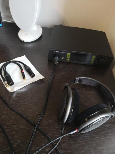 奥莱尔/aune S6 USB界面DSD解码耳放一体机 32BIT/384K 单端/平衡 解码器 银色 Silvery 晒单图