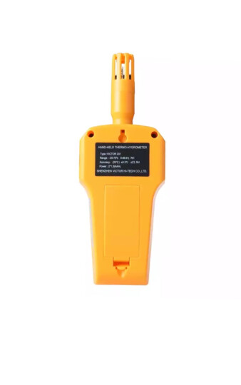 胜利仪器(VICTOR) 工业级温湿度计电子数显式测温计 VC231 晒单图