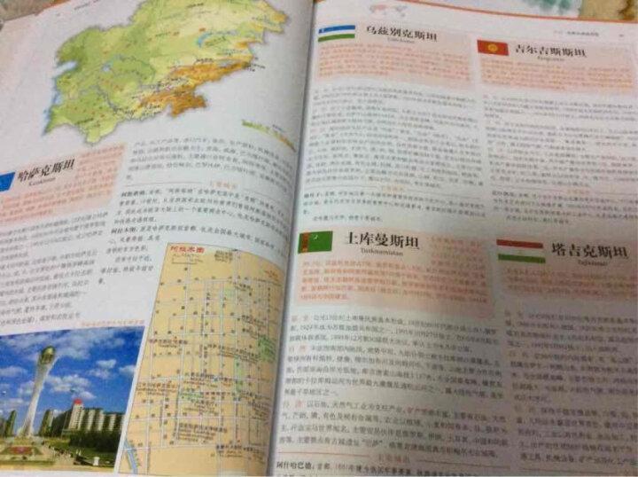 世界分国地图集(新版) 晒单图