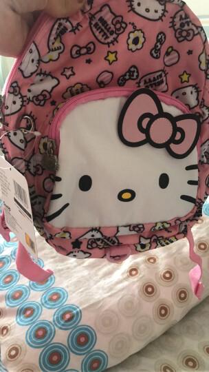 抱抱熊(bébéar)婴儿背带防走失带 带牵引绳背包儿童小书包亲子带Hello Kitty卡通款 KTD01粉红色 晒单图