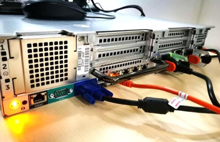 戴尔(DELL) R730 2U机架式服务器主机 1颗E5-2603V4 6核心丨495W*1 16G内存丨3*1.2T 10K丨H330(热卖) 晒单图