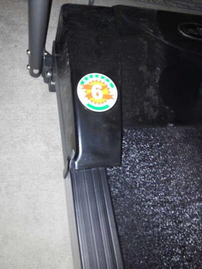 优步 跑步机家用款迷你多功能静音折叠减震走步机电动健身器材商用K5 16.8吋超大镜面温感蓝屏 晒单图