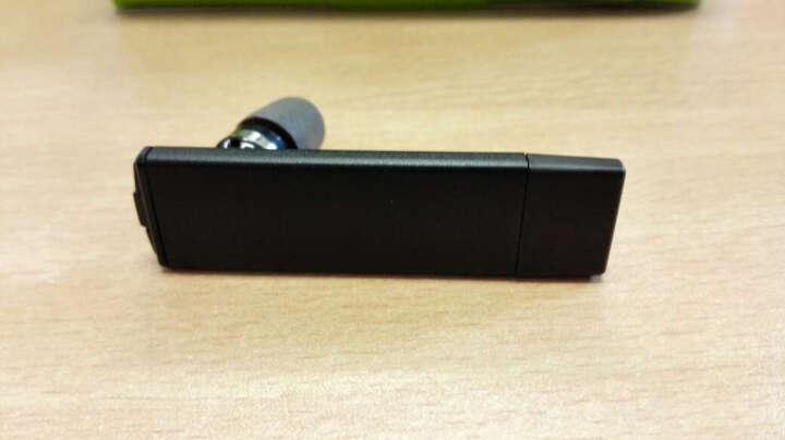 233621 乔威蓝牙耳机 B300无线耳麦 智能降噪 苹果三星手机通用款 粉红色 晒单图