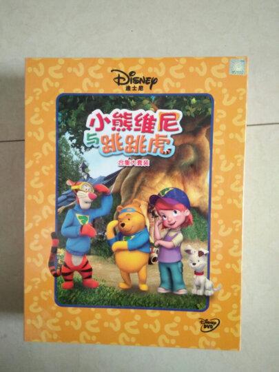 正版迪士尼系列:小熊维尼与跳跳虎合集 套装(18DVD)(京东专卖) 晒单图