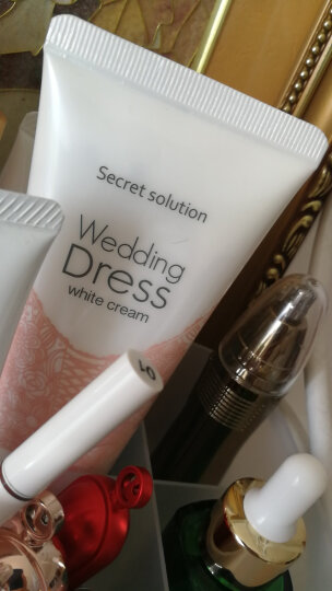 【买2减5元】it's skin伊思Wedding dress婚纱亮白身体乳霜100ml 滋润保湿  晒单图
