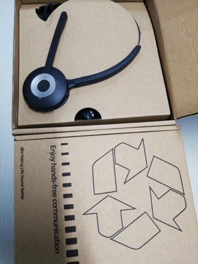 捷波朗(Jabra)Pro 925 BT无线蓝牙耳机连接座机电话手机头戴式耳麦 晒单图