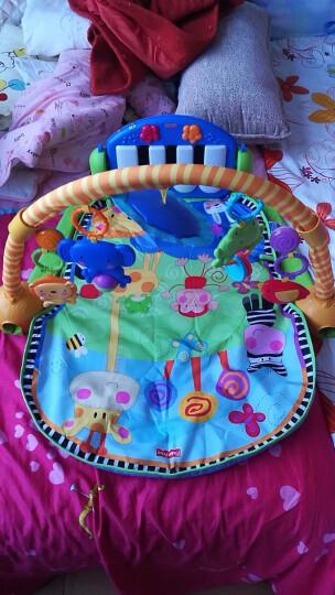 费雪 Fisher-Price 早教益智玩具 欢乐成长之脚踏钢琴健身器W2621 晒单图