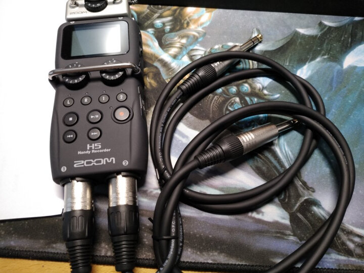 WaveArt LB-220 TRS-XLR 大三对卡农公 音箱线 调音台线内录 1m 晒单图