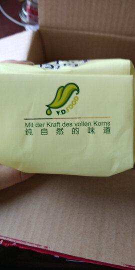 德国进口 (VD)维地全谷物燕麦片500G*2袋 无添加蔗糖快熟即食原味纯燕麦 晒单图