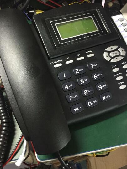 DCOMA SIP VOIP网络电话机2线SIP注册HD手柄IP高清语音通话DGP302 DGP301 晒单图