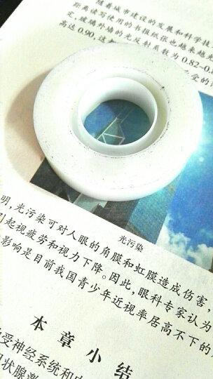 3M scotch思高810神奇隐形胶带手撕书写字测试透明磨砂胶带纸无痕33m长 12.7mm*33m 晒单图