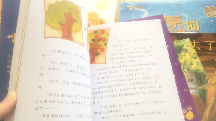 汤素兰童话·笨狼的故事(套装共5册) 晒单图