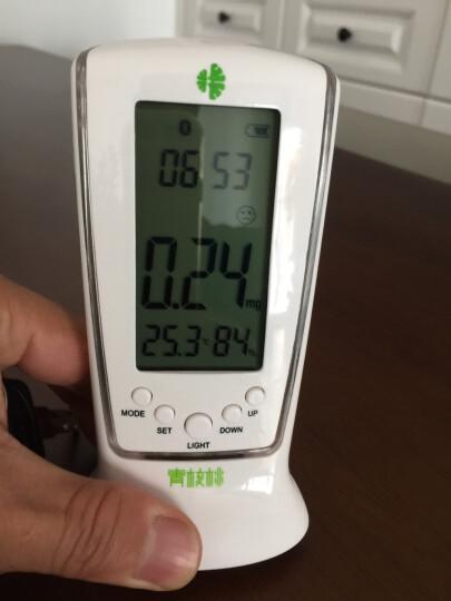 青核桃H1甲醛检测仪 英国达特DART电化学传感器 蓝牙升级版 手机APP无线连接 室内装修环境监测 晒单图