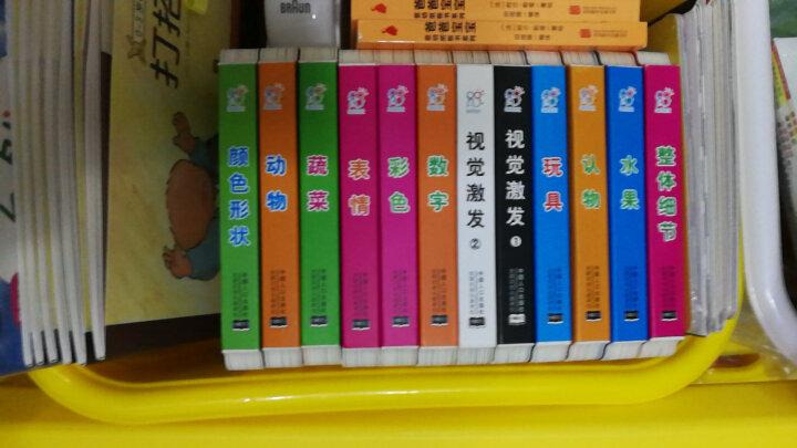 海润阳光·0-2岁宝宝早教撕不烂纸板书(套装共12册) 晒单图