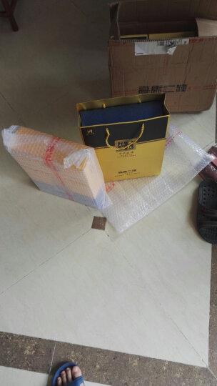 高马二溪皇亲福茶黑茶湖南安化黑茶金花手筑茯砖茶礼盒装送礼佳品 晒单图