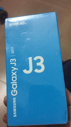 三星(SAMSUNG) Galaxy J3(J3300)全网通4G智能手机 双卡双待 嫣霞粉(3G+32G) 晒单图