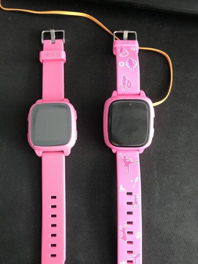 爱贝多 i9儿童智能手表 GPS卫星定位打电话孩子学生男士女生防水防丢手环手机 升级版 粉色(评价截图返10元) 晒单图