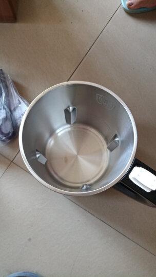 苏泊尔(SUPOR)豆浆机家用 免滤无网研磨DJ13B-W24E(可制作米糊) 晒单图